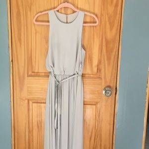 Vera Wang WHITE collection bridesmaid dress